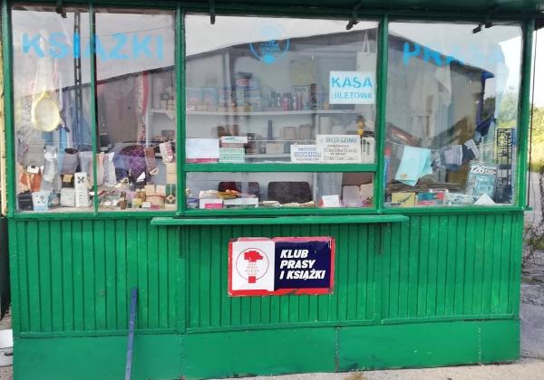 Kiosk PRL
